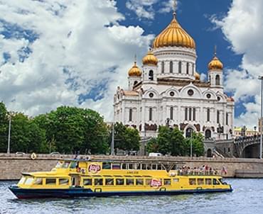 Центральный прогулочный маршрут Москвы